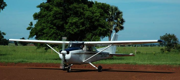 Charter flights and tours