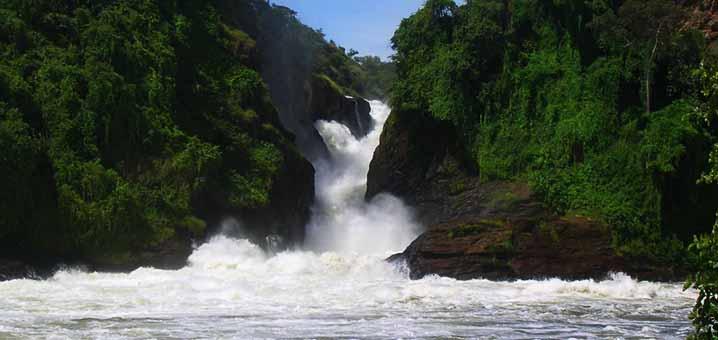 Murchison falls - Murchison falls National Park